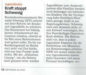 Quelle: Der Spiegel, Ausgabe 33/2016