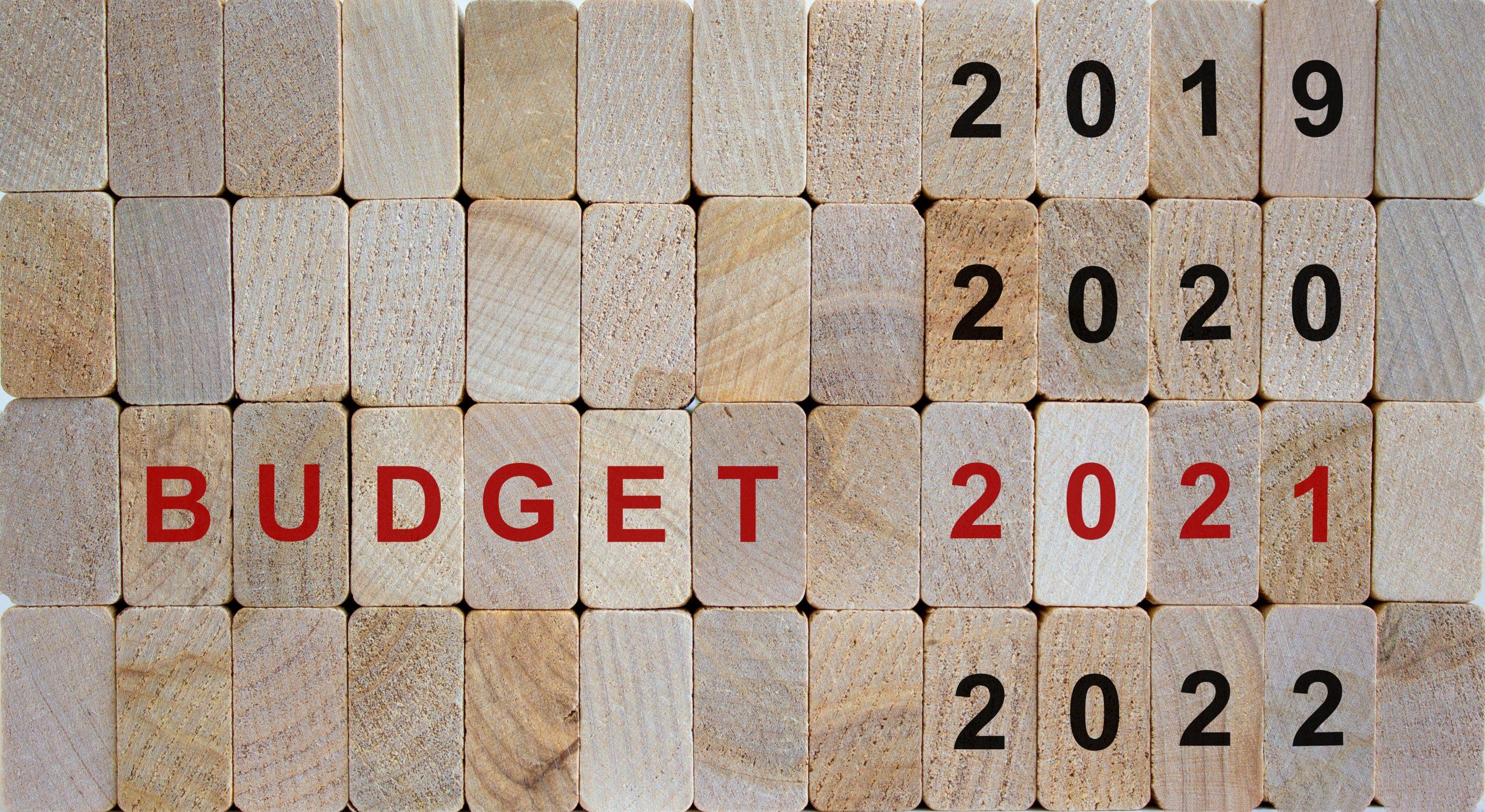 Grafik zur Haushaltsplanung